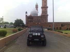 Maruti Suzuki Gypsy King HT BS-III, 1998, Petrol
