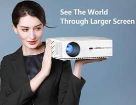 Replace your TV at Home with TS Full HD Projector