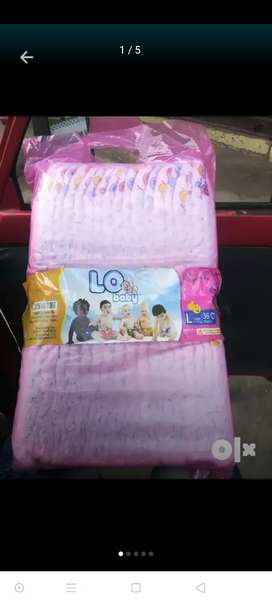 LO BABY DIAPERS