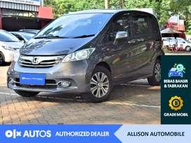 [OLX Autos] Honda Freed 2012 1.5 S A/T Bensin Abu-Abu #Allison