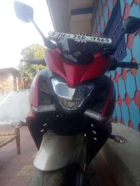 New bicke Yamaha faizer 25. 250 cc new bike