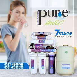 7 Step Ro Water Filter Taiwan For Home Pure Mac Alkaline RO