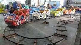 Jual mini coaster kereta lantai odong 2 RA