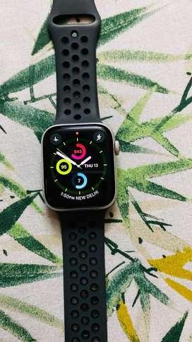 Apple watch series 4 cellular + Gps 44mm