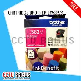 CARTRIDGE BROTHER LC583M