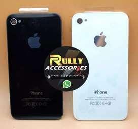 Casing Penutup Baterai iPhone 4G / 4S / Backdoor Original