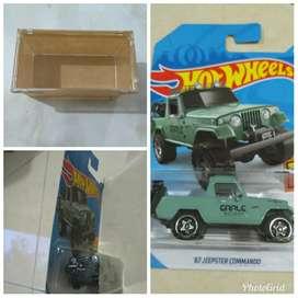 Koleksi Hot WHeeLs Seri Jeep