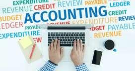 Accounts job