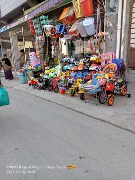 All kids toys and Cars Cycle new available in Low rate