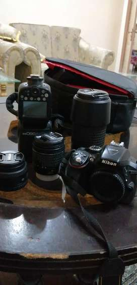 Nikon D5300 with Package