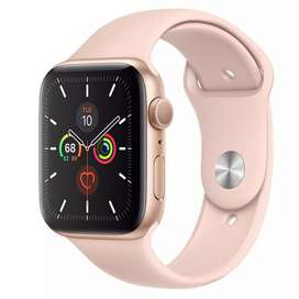 Apple watch series 5 40mm rosegold GPS aluminium non active
