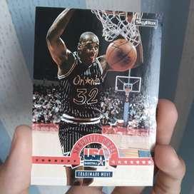 Original Shaquile o'neal NBA Skybox