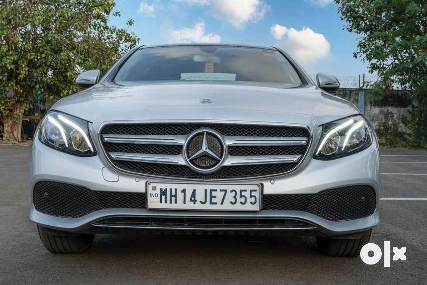 Mercedes-Benz E-Class Exclusive E 200, 2020, Petrol
