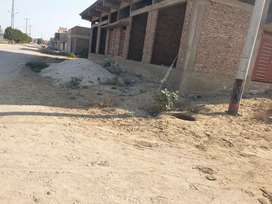 Corner plot for sale in Qadir Avenue near jumaira and Mustafa banglow