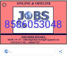 .DATA ENTRY OPERATOR - 100 CANDIDATE, BULK HIRING CONTACT DIRECT TO HR