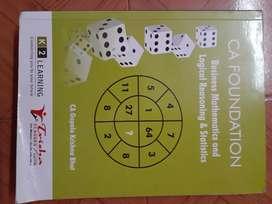 CA FOUNDATION business mathematics and logical reasoning & statistics