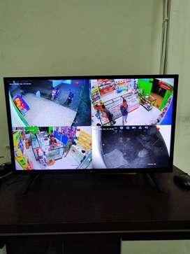 CCTV Dahua 4 Kamera