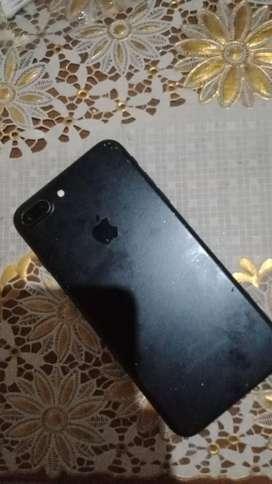 Iphone 7+ Matte Black 32GB