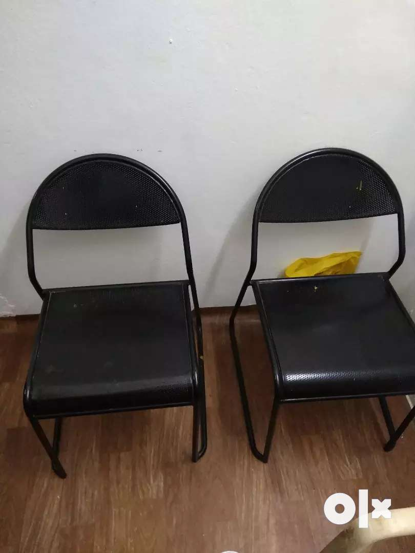 Metal chairs 0