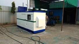 Diesel generator repair helper