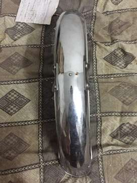 Honda cg 125 front original mudguard for sell