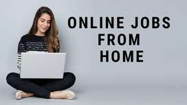 Online home base job for male and females