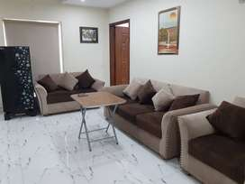 1 Bed Furnished Flat Per Day Available Bahria Town Lahore