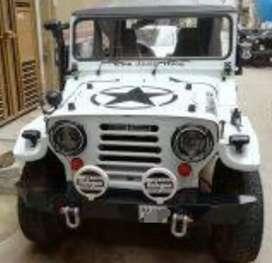 Mahindera 4*4 classic jeep
