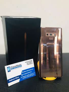 Samsung Galaxy note 9 (6gb/128gb) Brand new