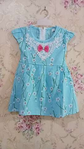 Dress Anak Perempuan Usia.1-2th