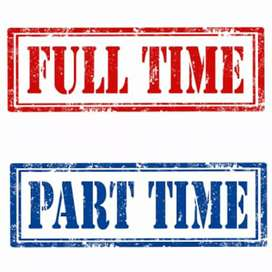 Full time and part time