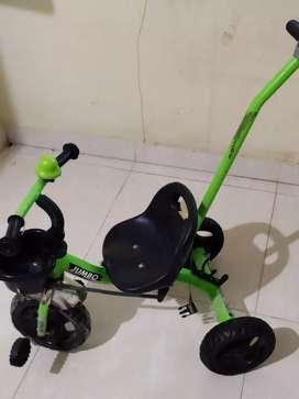 Kids jumbo tricycle..