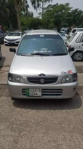 Suzuki Alto 2010, Available for rent on daily basis.