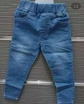 Skinny jeans girl size 2-6Y