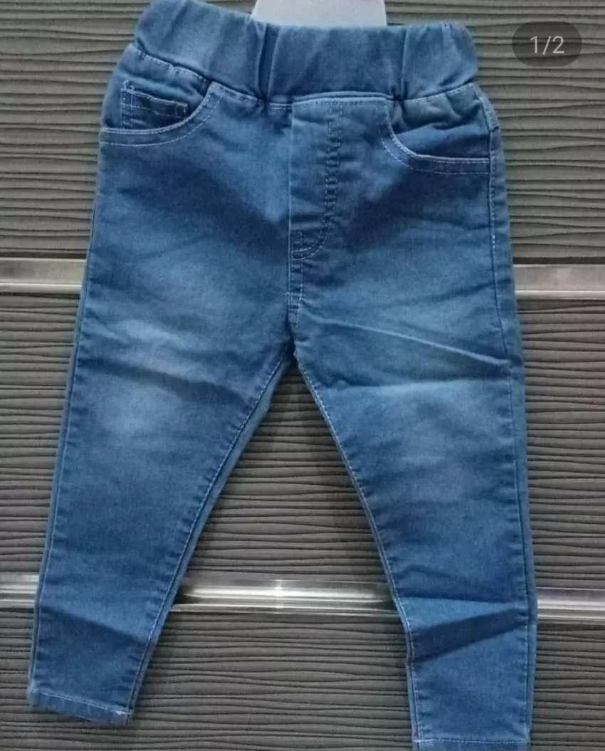 Skinny jeans girl size 2-6Y 0