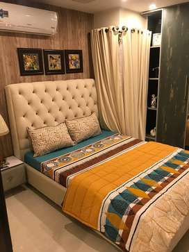 1 Bed fully furnished and most luxury vip modern apartment for rent