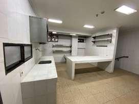 Disewakan Dapur / cloud kitchen di jakarta pusat bisa nego