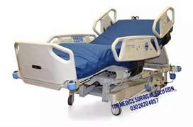 Electric Bed patient care home use Rent per month available