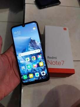 Xiaomi redmi note 7 ram 4 lengkap