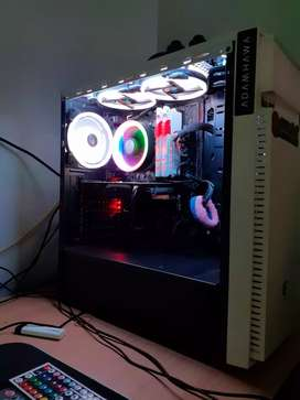 PC GAMING PC RAKITAN Murah Meriah