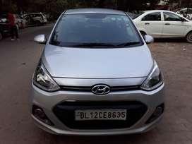 Hyundai Xcent SX 1.2 (O), 2014, Diesel