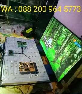 Service tv lcd led panggilan bergaransi
