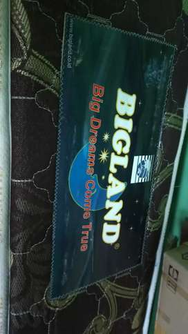 Dijual celat kasur BIGLand ukuran besar