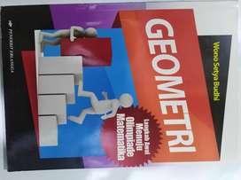 Buku Geometri.. Langkah awal menuju Olimpiade