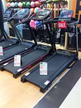 Cicilan alat olahraga fitness tanpa jaminan dp 0% treadmill explore m