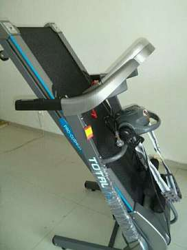treadmil 3fungsi motor 2hp//270 lari+masseger+sit up