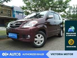 [OLX Autos] Toyota Avanza 1.3 G Bensin A/T 2010 Merah #Victoria