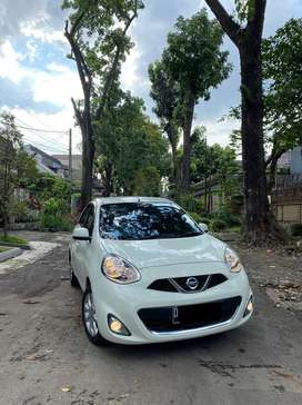 Nissan March Xs A/t thn 2014 (Mulus)