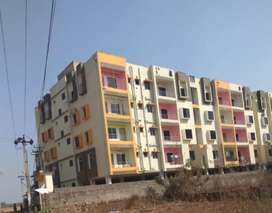 Ready to move flat for sale beside NH, at Jajpur Road