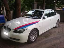 BMW 5 Series 525i Sedan, 2009, Petrol
